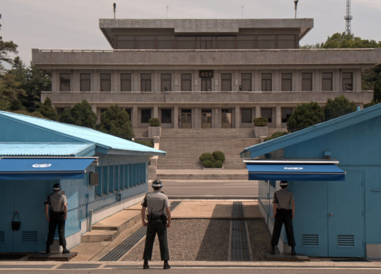 August 2017 Newsletter<p>Piercing the Veil of North Korea</p>